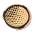 Yellow Hole Type Maple Soundhole Cover for 41 inch Folk Guitar