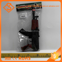 Novelty Flint Gun Toy Child Play Set Plastic Toy Gun Safe