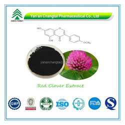 GMP Factory Supply Organic Red Clover Extract Isoflavone 8%~40%By HPLC