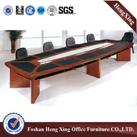 10 persons solid wood rectangular meeting conference table (HX-SRD0092)