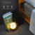IDMIX LED Mushroom Lamp with Charging Dock for iPod, iPhone, and iPad