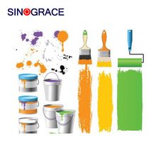 Low VOC super best latex enamel paint for stone coating