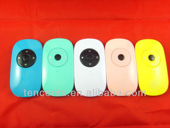 2013 New 2.4G usb wireless mini air mouse with remote control wireless presenter