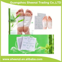 Factory Price 2016 New Product Health and Medical Detox Foot Patch/ Pads