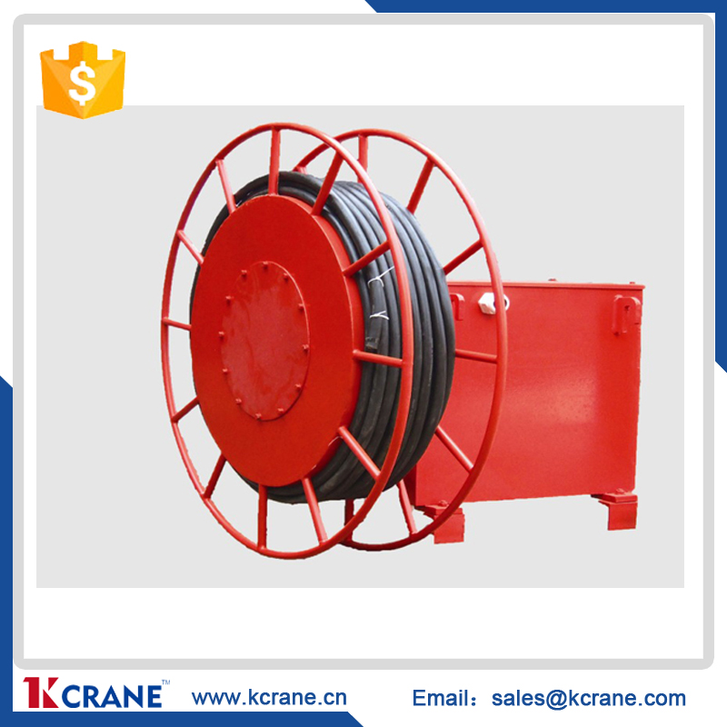 Small cable reel