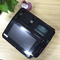 New design EP M680 Android 4.0 3G GPRS GPS all in one android WIFI barcode RFID scanner