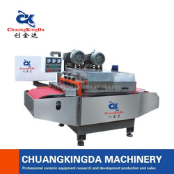 CKD-2/800 Double Shaft Full Automatic Continuous Cutting Machine/ceramic tiles making machine/mosaic cutting machine