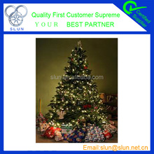 2014 the fashion artificial christmas tree in factory price.