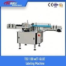 TBZ-100 bottle filling capping and labeling machine