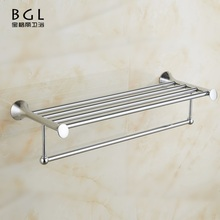 High Quality Wholesale 51120 Bath Towel Holder For Bathroom Wall Mounted Towel Rack