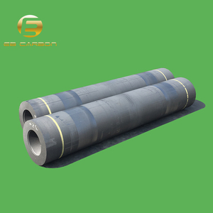 China Manufactures of RP HD HP SHP UHP Graphite Electrodes with Nipples for EAF and LF Steel Making