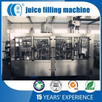 New condition concentrate juice filling machine