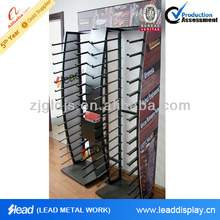 ceramic mosaic display stand decorative wall tile showcase
