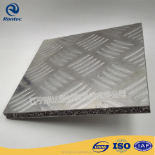 fireproof aluminum sandwich panel for sound absorbing