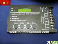 NEW! Hot Sale TC420 LED Time Controller,DC12V/24V