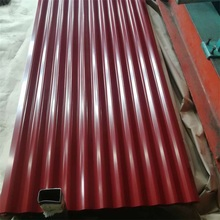 Newest ISO rib-type12 14 16 18 22 tile effect roofing sheets