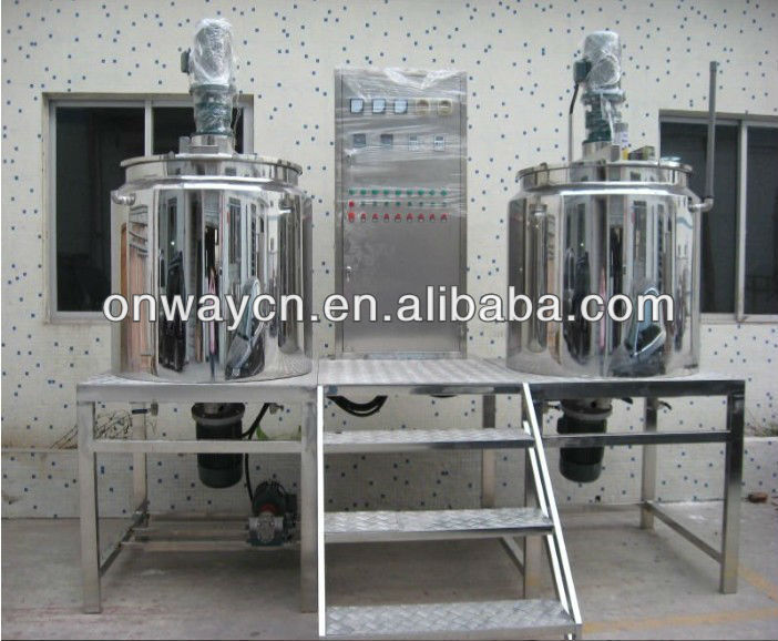 PL Vodka alcohol Mixing Tank
