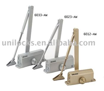 UL Listed Heavy Duty Door Closer Types U6000 SERIES
