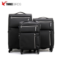 New products 2018 wholesale hot sale waterproof carryon trolley suitcase online