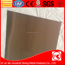 304 310 316 316L color ASTM 6mm x55crmo14 stainless steel plate