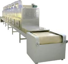 Cooked rice Iran rice microwave drying sterilization machine continuous conveyor tunnel dryer dehydrator with CE certificate