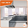Competitive price factory directly new model kitchen cabinet for Philippines market