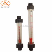ABS PVC AS taxi flow meter with printer Plastic material