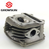 Factory supply Motorcycle engine precision parts GY6 150 Motor Scooter Parts of Cylinder Head