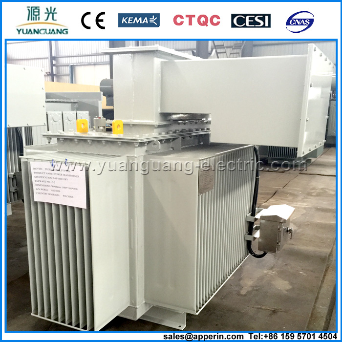 S9 Oil Immersed electric transformer hs code, Non-excitation Tap-changing Transformer