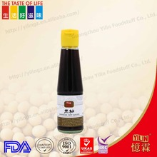 Naturally Fermented Chinese light non-gmo soy sauce with customer logo service