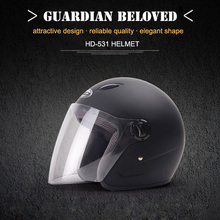 HD safety anti-fog warm new abs motorcycle helmet