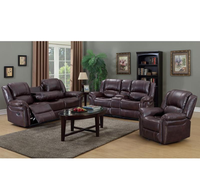 European design cheap Sectional recliner sofa 3 2 1 seaters leather reclining sofa set buy from china