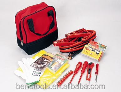 20pcs Roadside Emergency Kit,Combined Car Repair Hand Tool Set,electrical tools