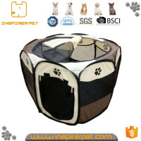 Fabric pet playpen,colorful dog playpen,pet exercise playpen