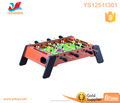 2017 China indoor wood six bar football pool soccer table game equipment
