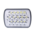 Hot sale Square 45W 5x7 led headlight 7 inch truck light