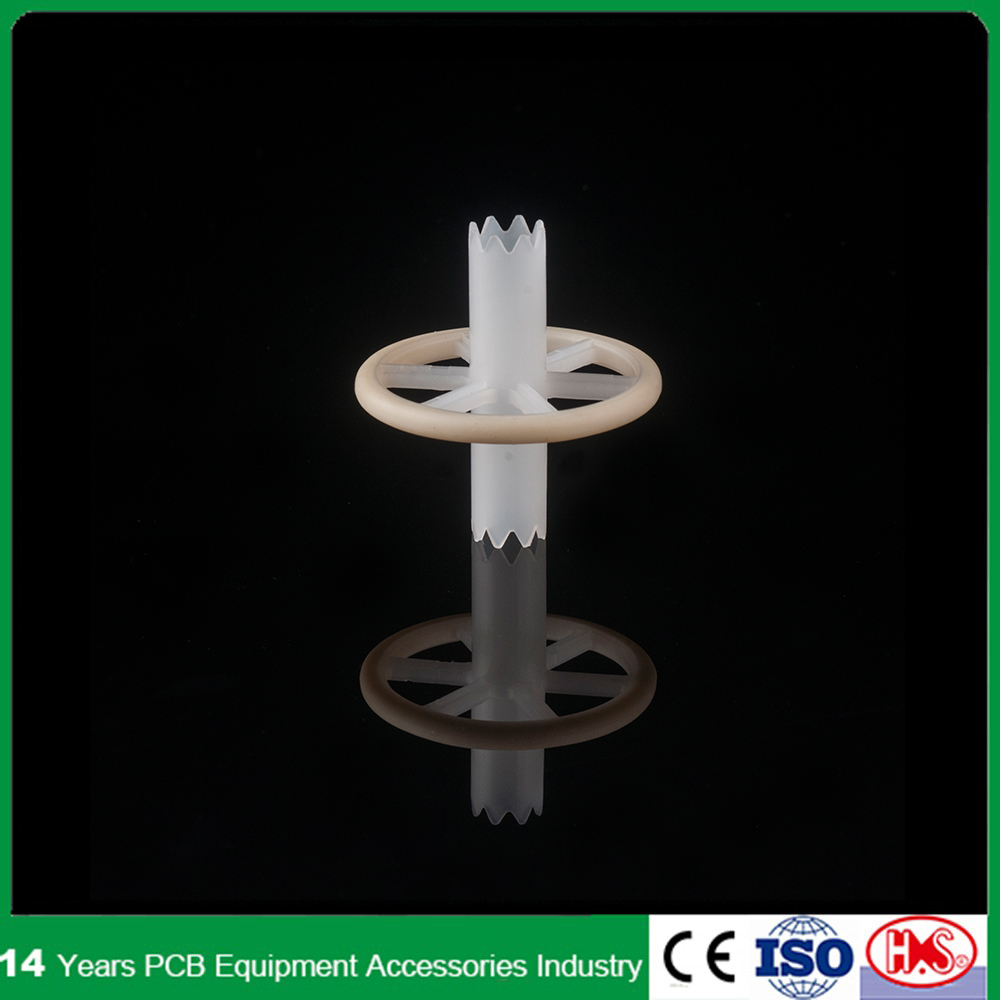 40*8 Plastic wheels conveyor <strong>roller</strong> for PCB equipment accessories