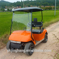 4 wheel mini gasoline fuel powergolf cart made in China