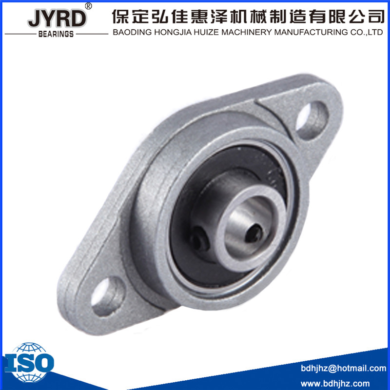 high end china brand bearings KFL006 zinc alloy pillow block bearing unit