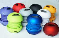 Hamburger Portable X-Mini XMINI xmini mini 2 II Speaker Speakers black white green red in stock 5colors