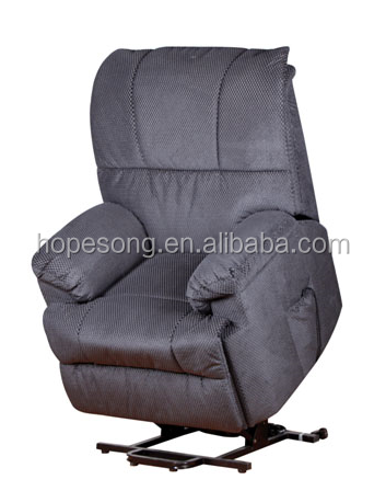 Living Room Sofa Specific Use For Lazy Recliner Sofa / Top Selling Leather Recliner Sofa