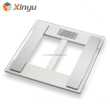Xinyu Trade Assurance Electronic Body Fat Composition Analyzer Digital Scales