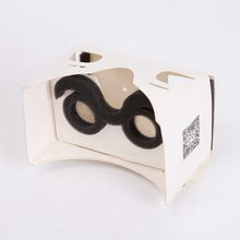Google Cardboard V2 3D Glasses Virtual Reality Custom Printing Vr Box
