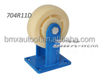 Super Heavy Duty Steel Core PA Tread Rigid Wheel