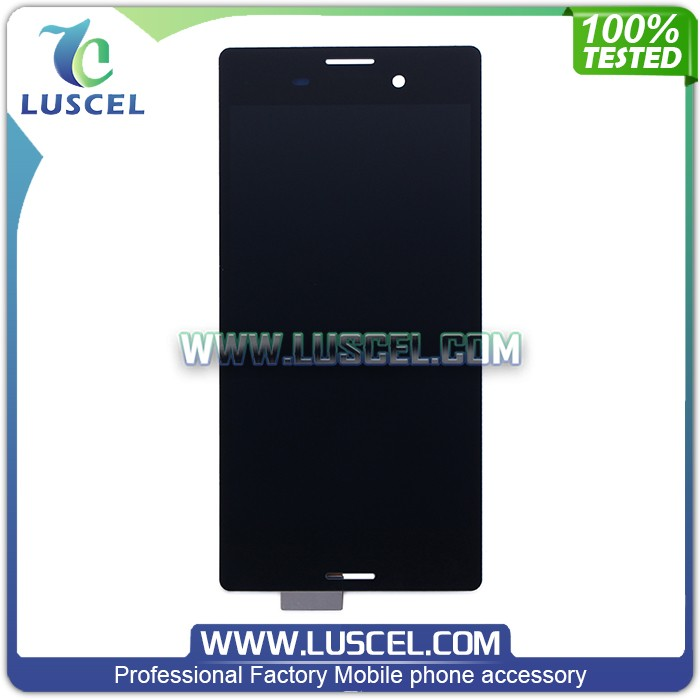 LC Factory Price LCd display touch screen digitizer for Sony ericsson for Xperia M4/for Xperia M4 Aqua
