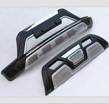 Front and rear bumper guard bull guard nerf bar for X-TRAIL 2014