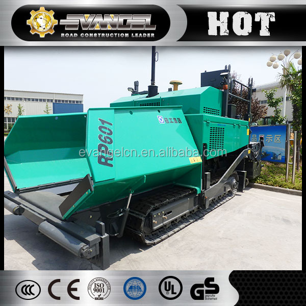 XCMG wideth 6m asphalt concrete paver vogel RP601 with competitive price