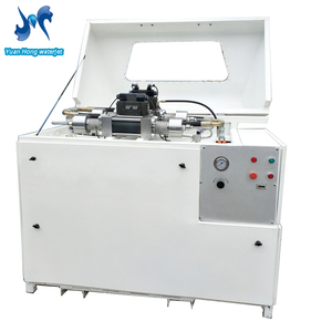 YH waterjet cutting machine high pressure pump with high pressure working ability