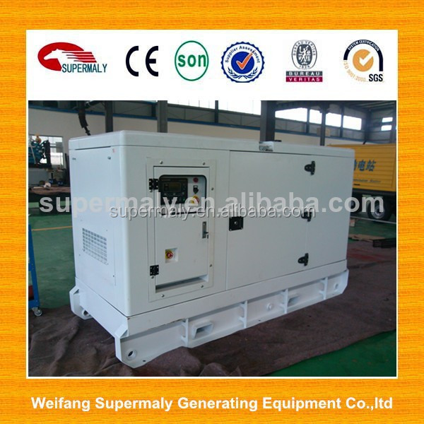 500kva AC three phase output water cooled type diesel generator set with canopy