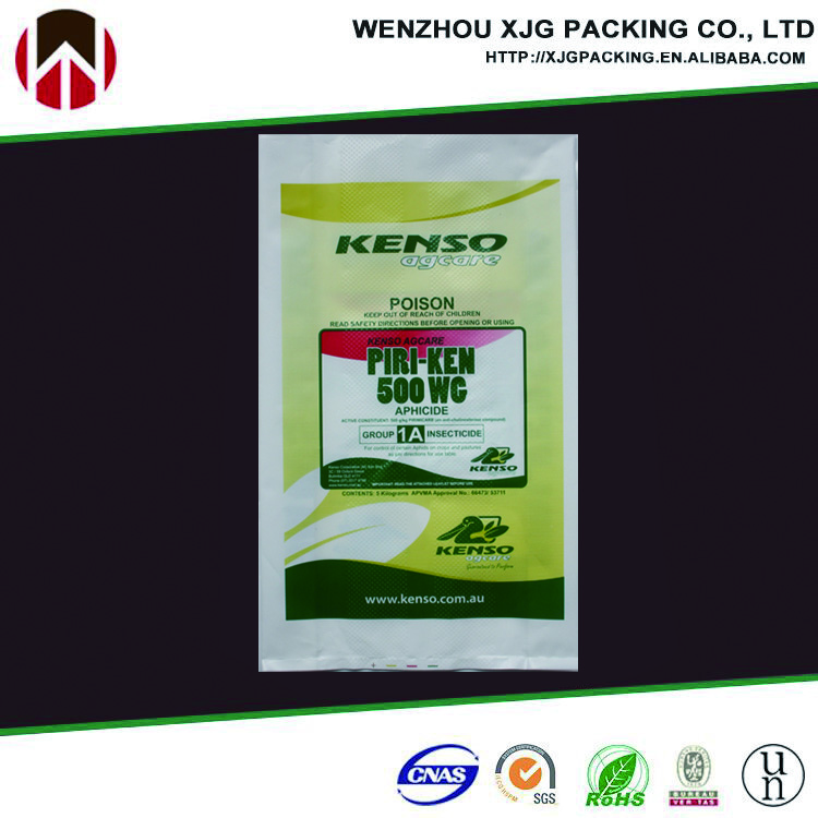 Professional Plastic seed/feed/fertilizer/chemical 25kg industrial packaging bag made in China